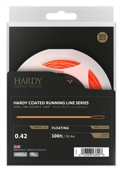"Hardy Running Line 0.042"""