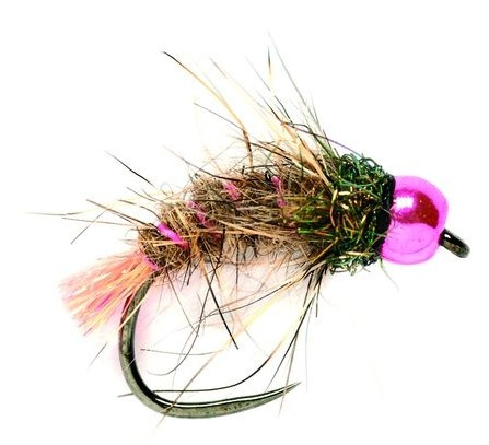 Fulling Mill Nymphe - SR Grayling Special