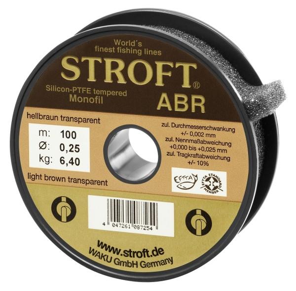 Stroft ABR Vorfachmaterial 100m/Spule