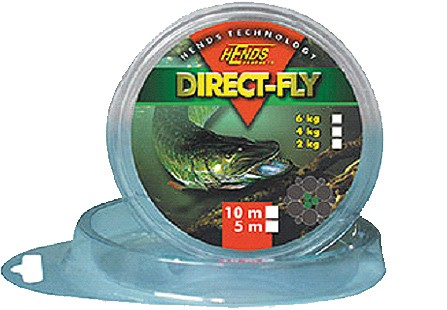 Hends Direct Fly Pike Wire - Stahlvorfach