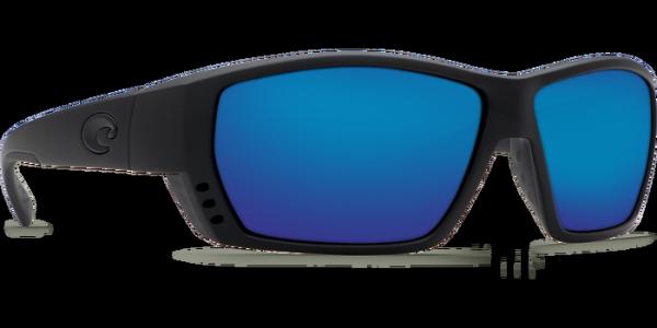 Costa Polarisationsbrille Tuna Alley Blackout (Blue Mirror 580G)