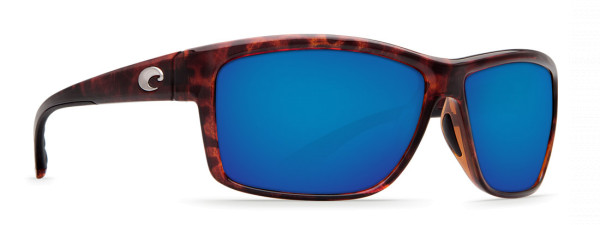 Costa Polarisationsbrille Mag Bay Tortoise (Blue Mirror 580P)