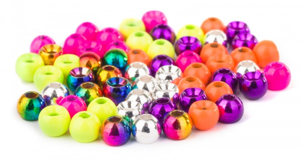Bunte Tungsten Perlen / Bead Head