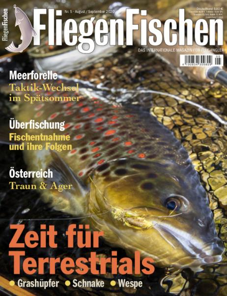 FliegenFischen Magazin Nr.5 August/September 2020