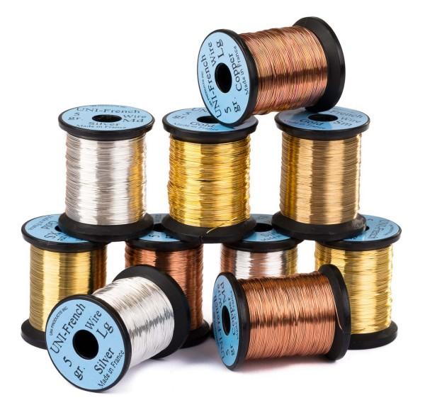 Uni French Wire Bindedraht