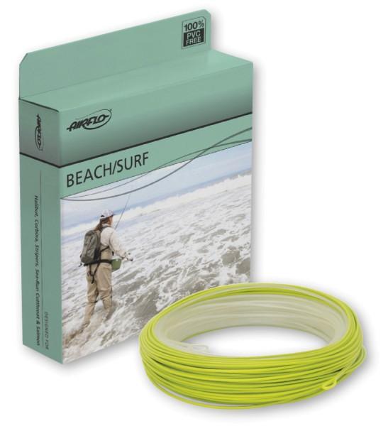 Airflo Beach/Surf Clear/Green Intermediate Fliegenschnur