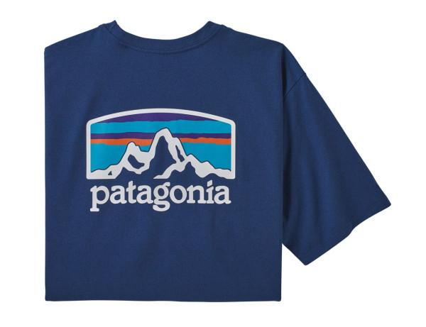 Patagonia Fitz Roy Horizons Responsibili-Tee Shirt SPRB