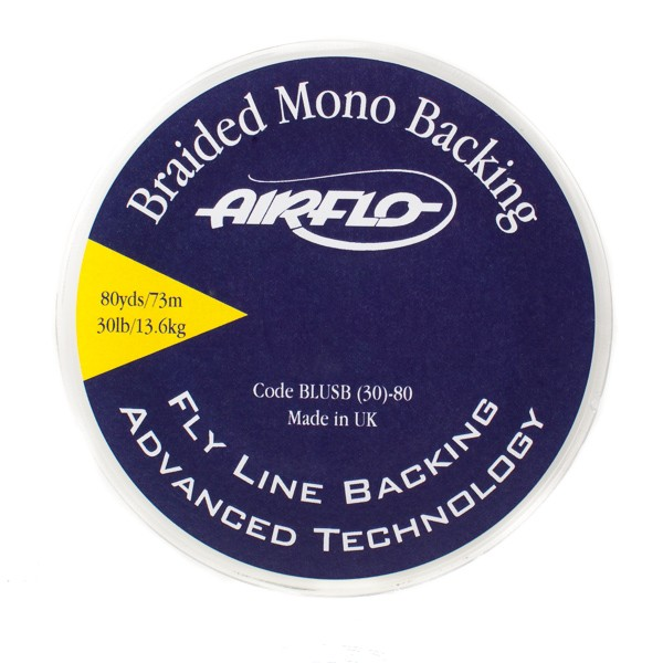 Airflo Braided Mono Runningline / Backing / Loop Material 30 lbs